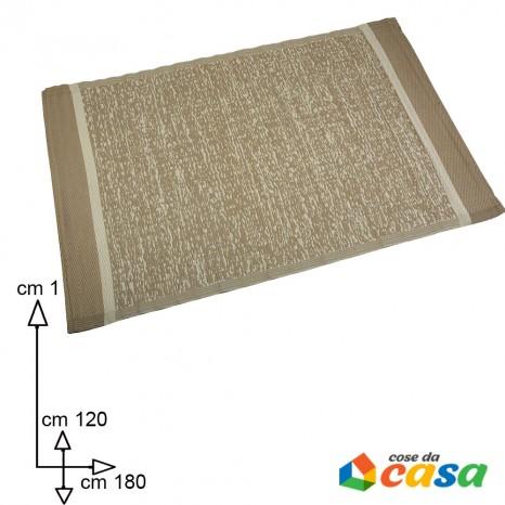 Tappeto da interno in poliestere per sotto portone divani rettangolare 180x120cm